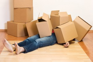 moving with the help of a certified professional organizer like Regina Lark can ease the stress of any move
